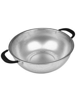 Oneida 3 Qt. Stainless Steel Colander by Oneida