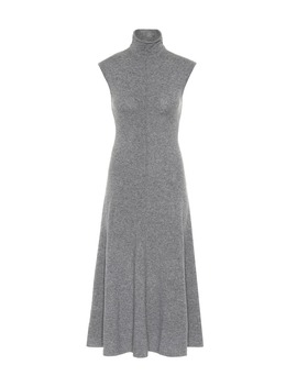 Cashmere Knit Midi Dress by Polo Ralph Lauren