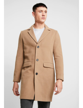 Single Breasted Overcoat   Cappotto Classico by Boohoo Man