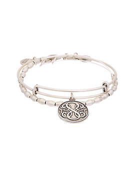 Alex And Ani Path Of Life Set Of 2 Bangles by Alex And Ani
