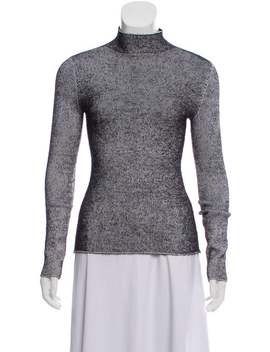 Mock Neck Sweater by T By Alexander Wang