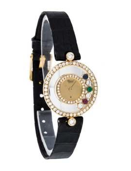 Happy Diamonds Watch by Chopard
