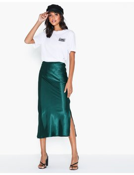 Satin Skirt by Ax Paris