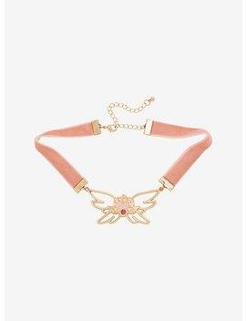 Sailor Moon Eternal Pink Choker by Hot Topic
