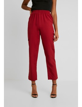 Pocket Utility Trousers   Pantalon Classique by Missguided