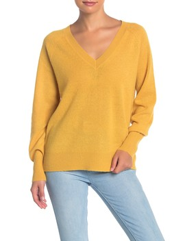 Nevaeh Cashmere Sweater by 360 Cashmere