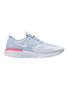 Nike Women's Odyssey React 2 Flyknit Running Shoes   Blue by Sport Chek