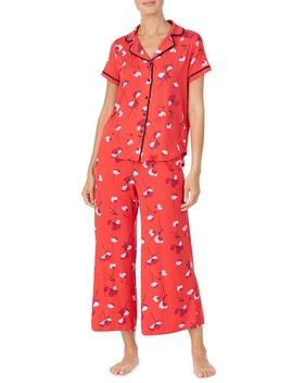 Poppy Print Pocket Pajamas by Kate Spade New York