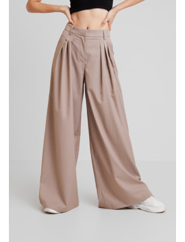 Great Wide Pants   Pantalon Classique by Nly By Nelly
