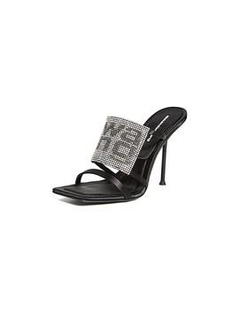 Julie High Heel Slides by Alexander Wang