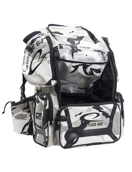 Latitude 64 E3 Luxury Bag Arctic Camo & Black by Latitude 64