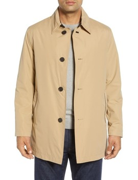Signature Water Resistant Car Coat by Cole Haan