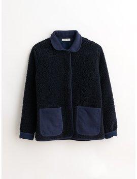 Sherpa Fleece Jacket by Alex Mill