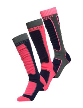 Snow Sock Triple Pack by Superdry