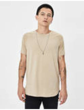 T Shirt à Manches Raglan by Bershka