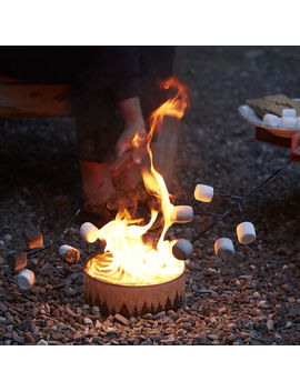 Portable Campfire by Uncommon Goods