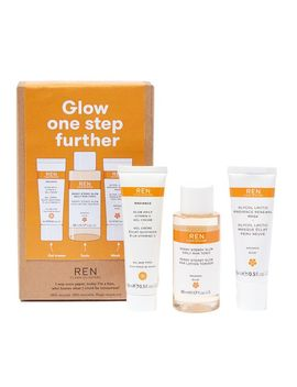 Glow One Step Further by Ren Clean Skincare