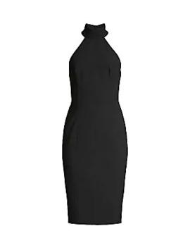 Soori Choker Sheath Dress by Jay Godfrey