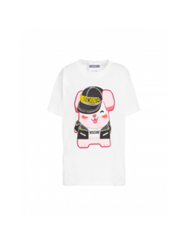 T Shirt Freezer Bunny The Sims X Moschino Capsule by Moschino