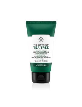 Loción Matificante Árbol De Té by The Body Shop