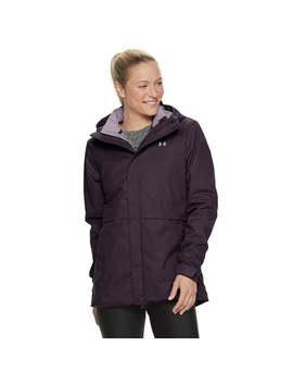 Women's Under Armour Storm Hooded 3 In 1 Jacket by Under Armour