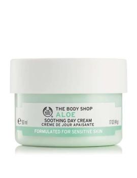 Crema De Día Calmante De Aloe by The Body Shop