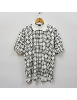 Vintage Burberry Nova Check Shirt by Vintage  ×  Burberry  ×