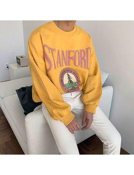 Mrcyc   Printed Long Sleeve Pullover by Mrcyc