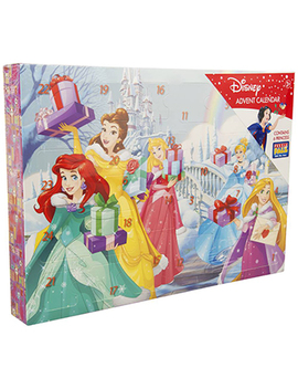 Disney Princess Puzzle Pals Advent Calendar by The Works