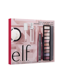 ($25 Value) E.L.F. Holiday Rose Gold Look Set by E.L.F. Cosmetics