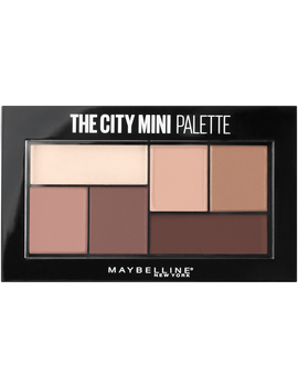 Maybelline The City Mini Eyeshadow Palette, Matte About Town by Maybelline