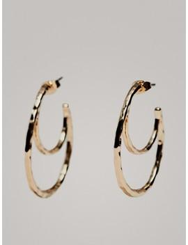 MondfÖrmige Ohrringe by Massimo Dutti