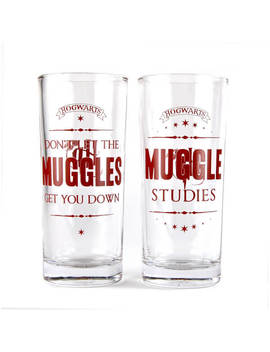 Harry Potter Glasses Set (Muggles) by Iwoot
