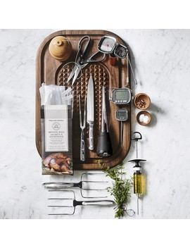 John Mc Leod Angus Carving Board by Williams   Sonoma