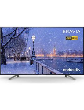 "Bravia Kd85 Xg8596 Bu 85"" Smart 4 K Ultra Hd Hdr Led Tv With Google Assistant by Currys"