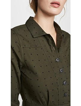 Polka Dot Utility Jumpsuit by Madewell