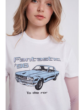Fantastic Printed T Shirt by Subdued