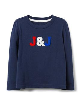 Logo Tee by Janie And Jack
