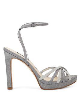 Lorelle Strappy Dress Sandals by Nine West