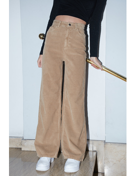 Corduroy Palazzo Pants by Subdued