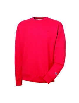 Champion® Mens Long Sleeve Powerblend Fleece Crew Sweatshirt by Champion