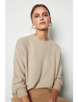 Recycled Cashmere Essential Jumper Recycled Cashmere Essential Jumper by Karen Millen
