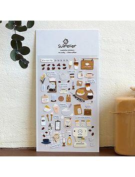 Milena   Coffee Sticker by Milena