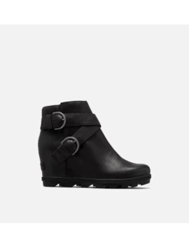 Joan Of Arctic™ Wedge Ii Buckle Boot by Sorel