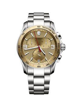 Mens Victorinox Swiss Army Chrono Classic Chronograph Watch 241658 by Victorinox Swiss Army