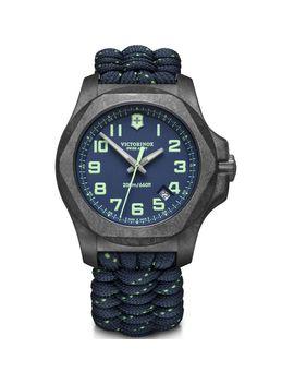 Victorinox Swiss Army Inox Carbon Watch 241860 by Victorinox Swiss Army