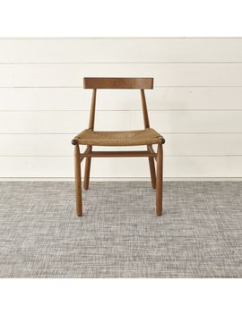 Chilewich Mini Basketweave Woven Floor Mat by West Elm