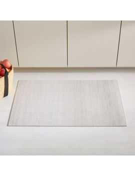 Chilewich Wave Woven Floor Mat by West Elm