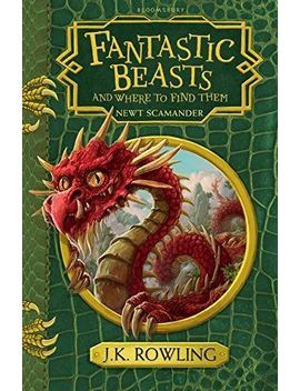 Fantastic Beasts And Where To Find Them: Hogwarts Library Book By J. K. Rowling by Ebay Seller