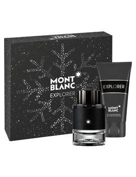 Montblanc Explorer Edp 60ml Gift Set by Mont Blanc